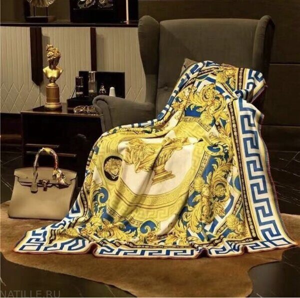 Плед Versace